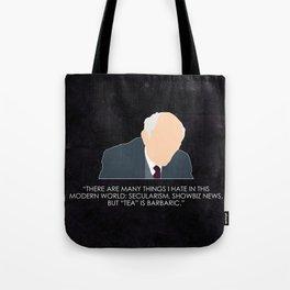 Being Human - Patrick Kemp Tote Bag
