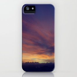 Melrose Morning iPhone Case