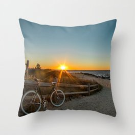 Future of Dreams Throw Pillow