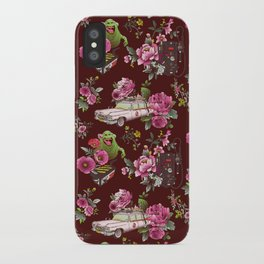 Ecto Floral iPhone Case