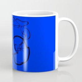 10-Speed -- Blue Coffee Mug