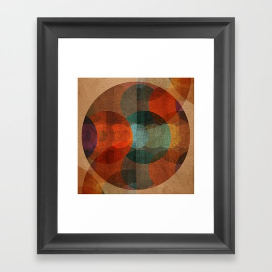 Textures/Abstract 80 Framed Art Print
