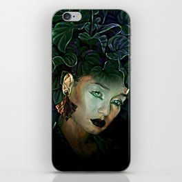 FOR BEAUTY IS FOUND WHEN YOU FIND YOURSELF iPhone Skin