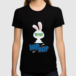 Easter Bunny Hop hobbling fun gift T-shirt