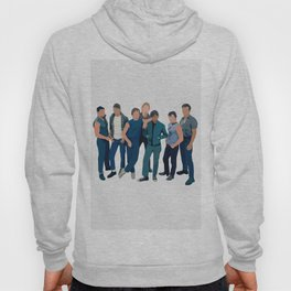 The Outsiders movie Hoody
