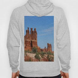 Three Gossips Arches National Park Hoody
