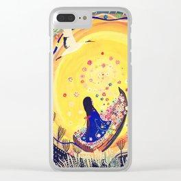 Fulfilled.... | Yuko Nagamori Clear iPhone Case