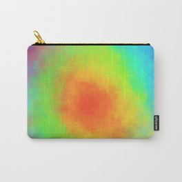 Rainbow Tye Dye Carry-All Pouch