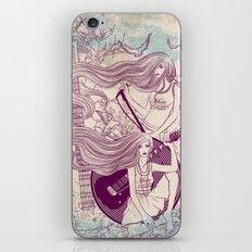 Music, Love, Peace iPhone & iPod Skin