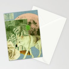 nothings so lucid as the promise of dreams Stationery Cards