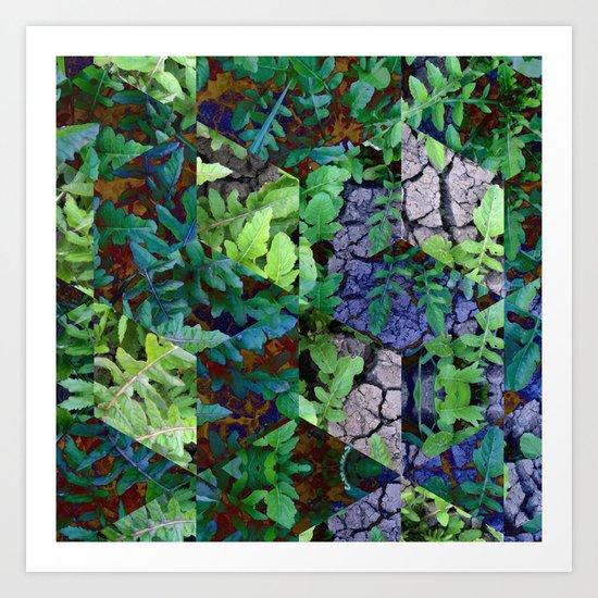 Super Natural No.1 Art Print