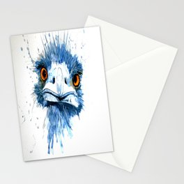 PEE PEE the Emu Stationery Cards