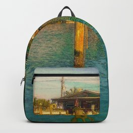Florida Watering Hole Backpack
