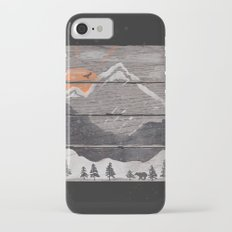 Into the Grey... Slim Case iPhone 7