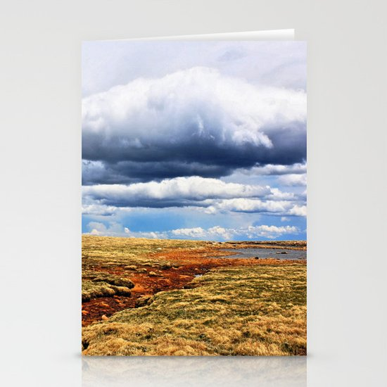 13,000 Feet Stationery Cards