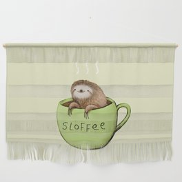 Sloffee Wall Hanging