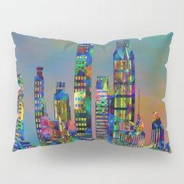 Graffiti City Pillow Sham