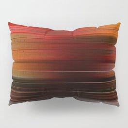 """Abstract Autumn Porstroke (Pattern)"" Pillow Sham"