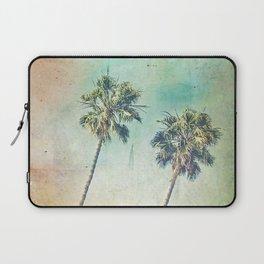 Pastel Palms Laptop Sleeve