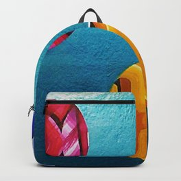 TRES PECES EN MEDIO Backpack