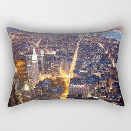 NYC FIRE Rectangular Pillow