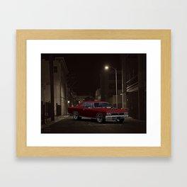 1966 #Chevrolet #Chevelle in #3dsmax Framed Art Print