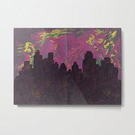 City17 Metal Print