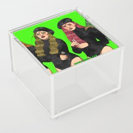 Witches like me Acrylic Box