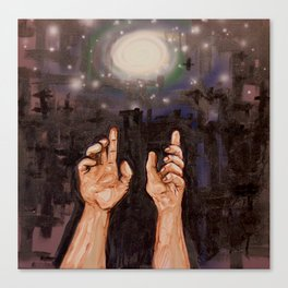 Starlight Dreaming Canvas Print