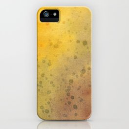 Abstract No. 128 iPhone Case