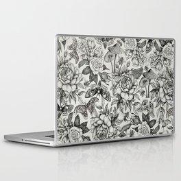 Botanical Pattern II Laptop & iPad Skin