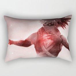 Feelin' Invincible   Katsuki Bakugou Rectangular Pillow