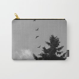 Into spring Carry-All Pouch