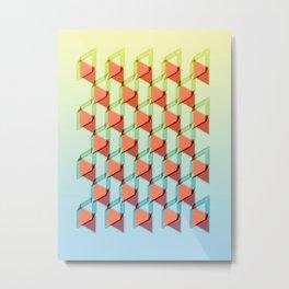 Miopia 01 Metal Print
