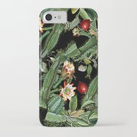 botanical iPhone & iPod Cases featuring BOTANICAL  by sametsevincer