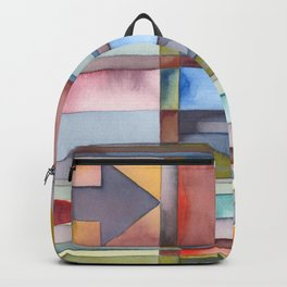 Arrows Going Forward Backpack