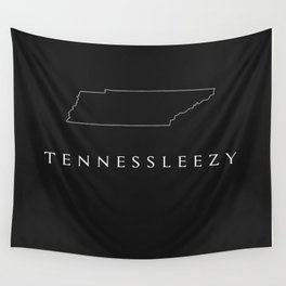 Tennessleezy. Wall Tapestry