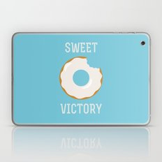 Sweet Victory (Better Known as a Donut) Laptop & iPad Skin