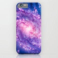 Cosmic vacuum cleaner (Spiral Galaxy M83) iPhone 6s Slim Case