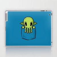 Pocket Cthulhu Laptop & iPad Skin
