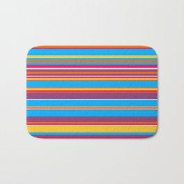 Stripes-013 Bath Mat