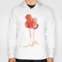 fly Hoodies featuring Fly away by Robert Farkas