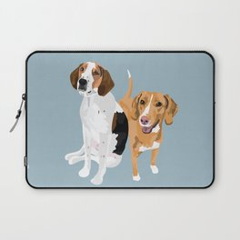 Boone and Summer Laptop Sleeve