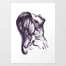 Exposed Art Print