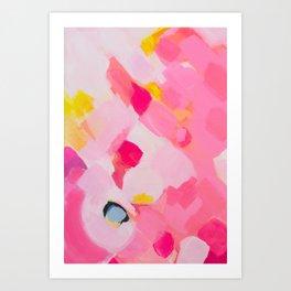 Pieces of Love 1 Art Print