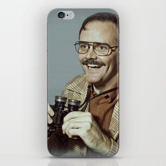 i.am.nerd. :: danforth f. iPhone & iPod Skin