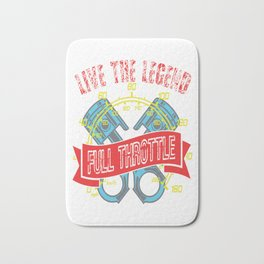 Living actively as and full of throttle? This is the best tee for you and your friends.  Bath Mat