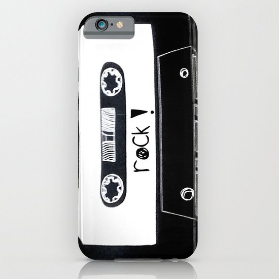 Rock your world! iPhone & iPod Case