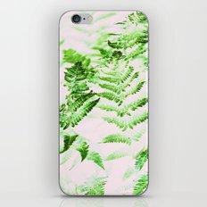 Fern Forest #society6 #decor #buyart iPhone Skin