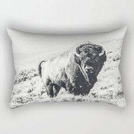 Nomad Buffalo Rectangular Pillow
